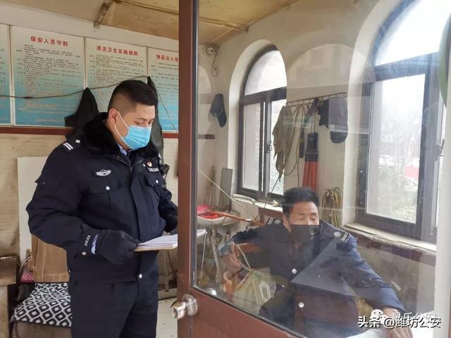 �H坊昌�飞�^民警�罹┸�:站在群�身前 筑牢安全防�