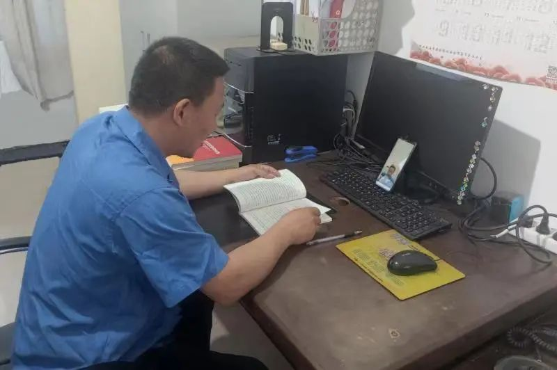 """米山源水厂党支部""""源水夜校""""推进党史学习教育走深走实"""